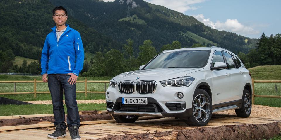 Name Calvin Luk BMW Designer X1 Australian 3
