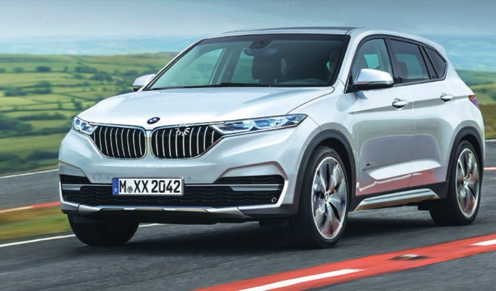 Bmw X2 F47 Prototype Breaks Cover