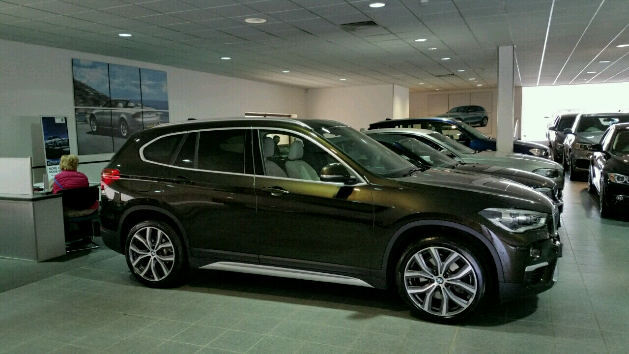 First Pics Of Our New Mota Bmw X1 Forum