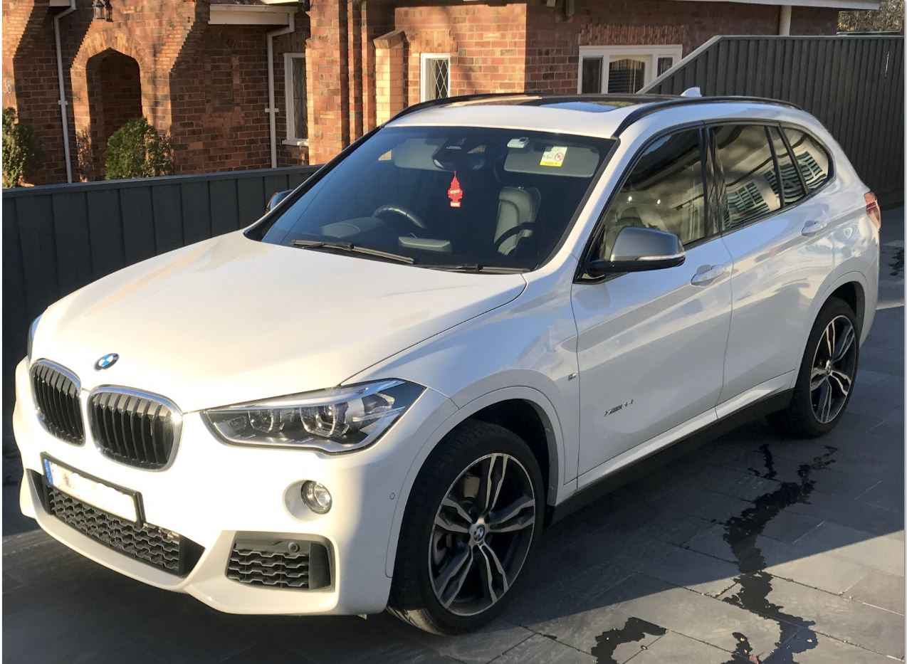 Name:  BMW X1 xDrive 25i M Sport front qtr 2 - Copy.JPG