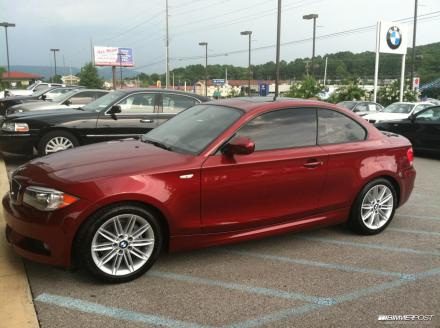 jmcphillips1s 2012 BMW 128i Coupe  BIMMERPOST Garage