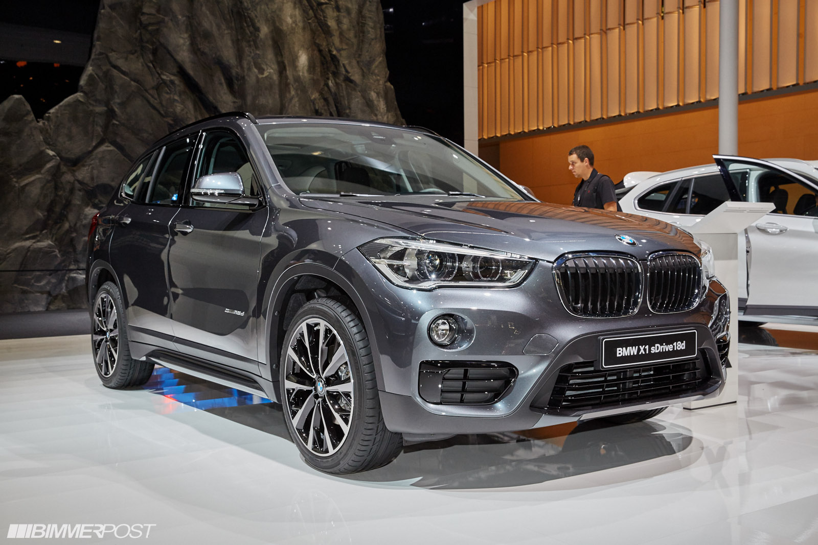 frankfurt 2015 bmw x1. Black Bedroom Furniture Sets. Home Design Ideas