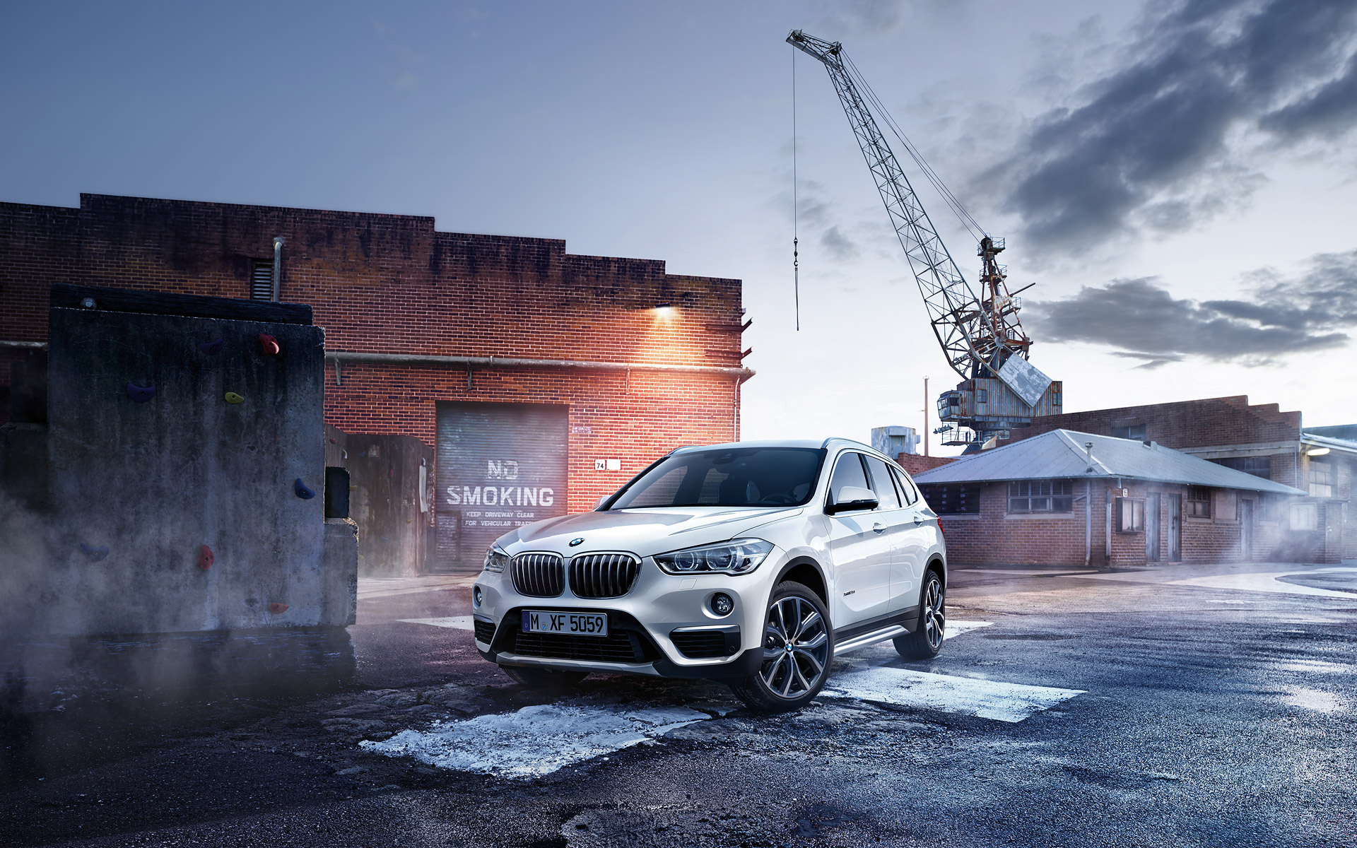 Introducing the all new 2016 BMW X1 (F48)